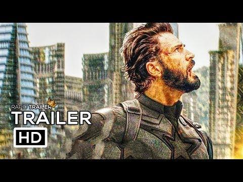 AVENGERS: INFINITY WAR Trailer #2 NEW Stan Lee (2018) Marvel Superhero Blockbuster Movie HD
