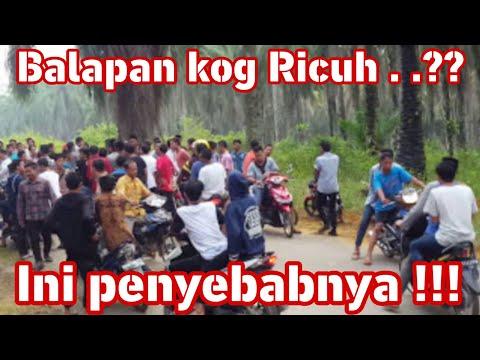 Balapan rusuh | Rx King Vs ninja Riau