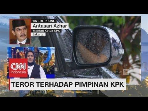 Antasari Azhar Bicara Teror Terhadap Pimpinan KPK Mp3
