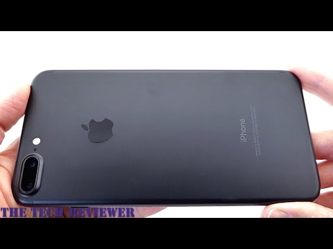 Thumbnail: Unboxing my iPhone 7 Plus: Black is Back!