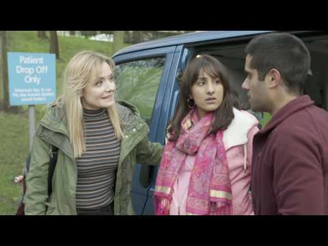 Jasmin goes into labour  In the Club: Series 2 Episode 6 P  BBC One