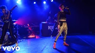 Kiesza No Enemiesz Live At The Roxy Vevo Lift