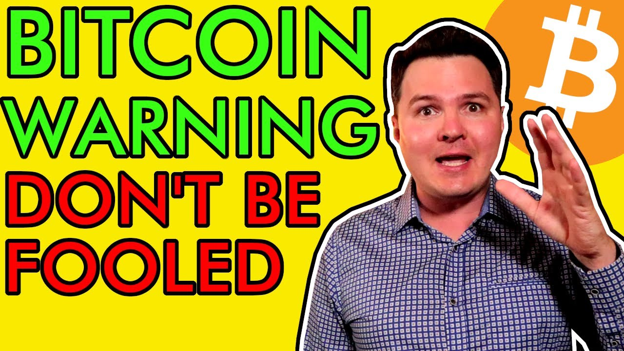 WARNING! BITCOIN & CRYPTO INSANE VOLATILITY NOW! DON'T BE FOOLED! [Dips Are For Buying, Not Sell