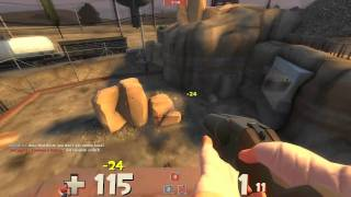 Scout Quad Jump: TF2 [Commentary] Atomizer and Force a' Nature