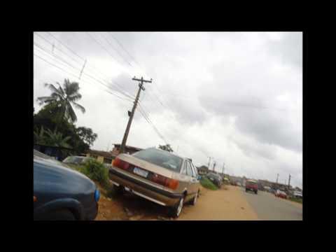 Random Walk(Third East Circular Road, Benin City, Nigeria)Part2
