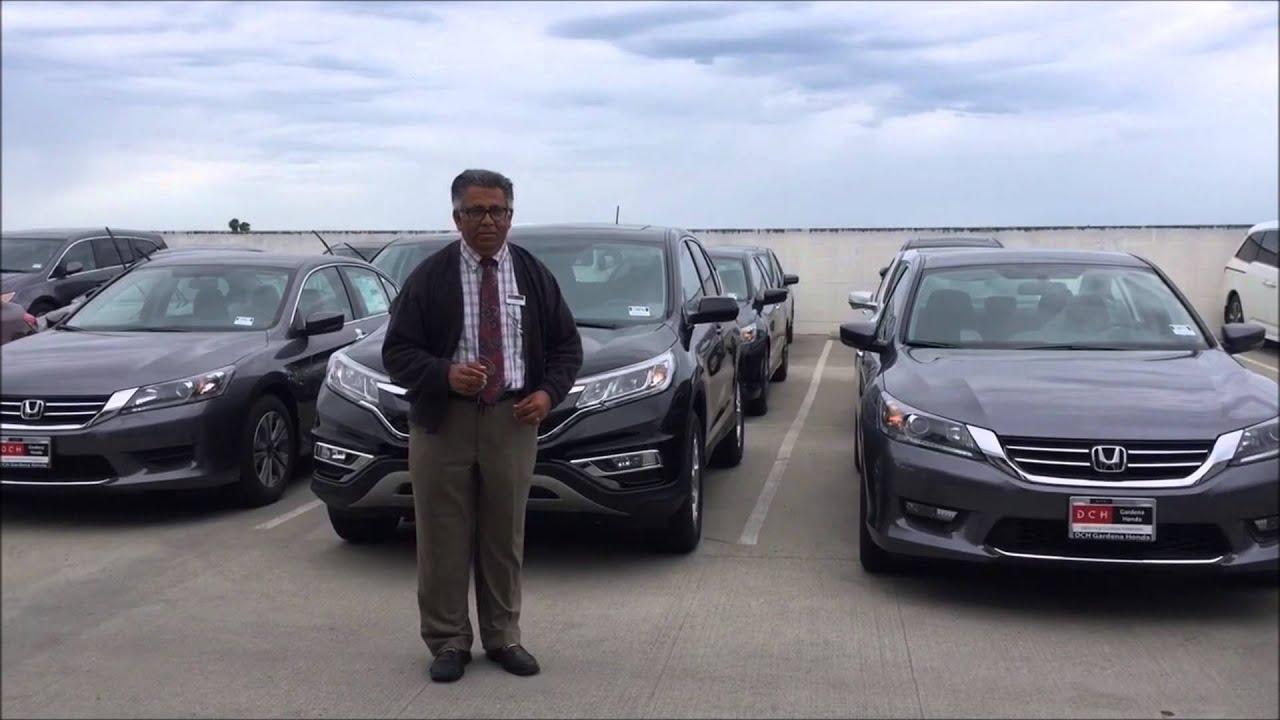 2015 Honda Accord Los Angeles CA