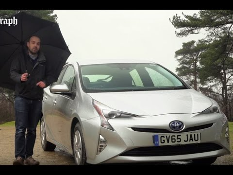 Toyota Prius 2016 review | TELEGRAPH CARS