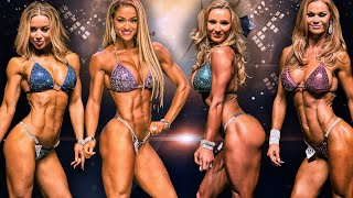 BIKINI FITNESS - Best ever in Sweden