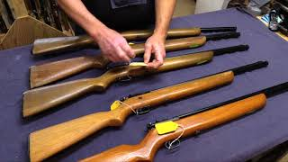 Northwest Airguns Buys an Airgun Collection!!!  Part V  Box 3