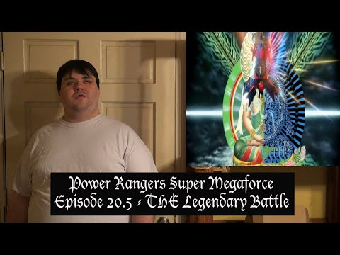 Power Rangers Super Megaforce Episode 20.5