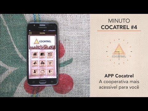 Minuto Cocatrel #4 - APP Cocatrel, a cooperativa mais acessível para você