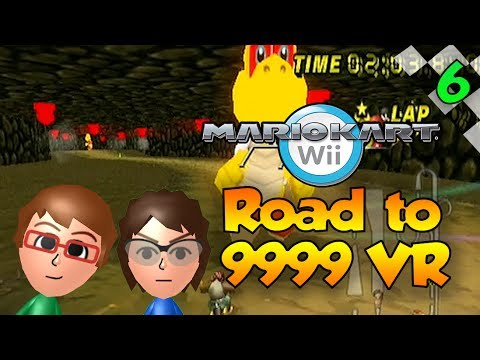 Mario Kart Wii - Custom Tracks - Road to 9999 VR Episode 6 - DETHRONED?!