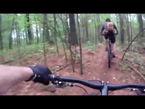 Mountain Biking Great Brook Farm State Park