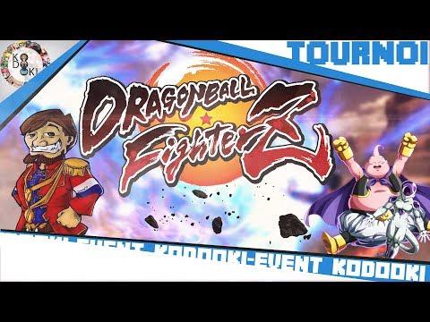 [LSPLD] Boblennon - TOURNOI - Dragonball Fighter Z  - 14/06/18 - Partie [1/2]