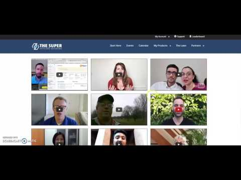 The Super Affiliate Network Review-Results And Backoffice