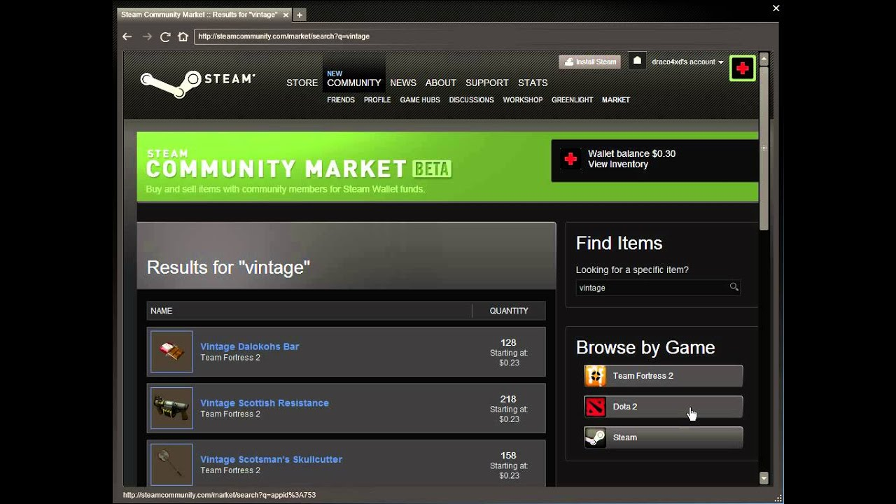 How to sell items on steam market dota 2 skin game harry dresden