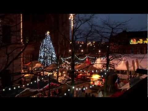 Christmas Continental Market in Derry~Londonderry