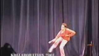 Guy dances like he has no bones