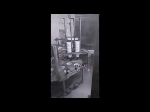 CFM-2L двухрядный автомат для фасовки в стаканчики