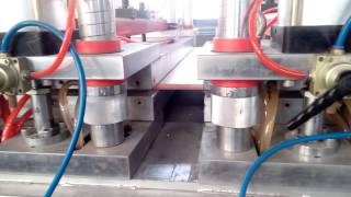 Wood Plastic Wpc Pvc Foam Baord Machine/wpc Furniture Board/construction Board Making Machine