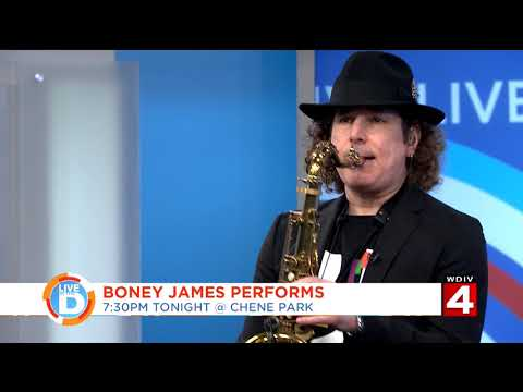 Live in the D: Boney James performs at Chene Park