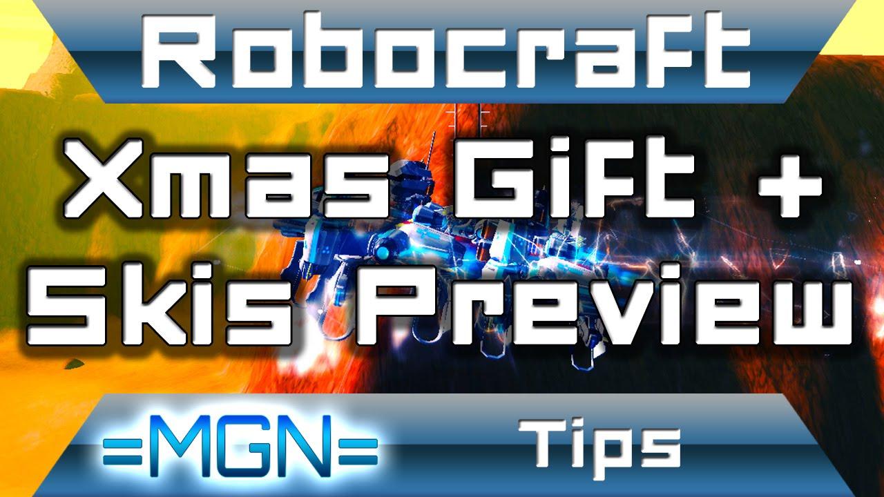 Robocraft - Christmas update premium code + How to get ...