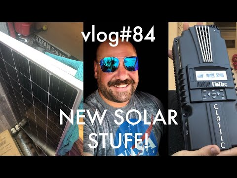 New Solar Panels, Back In San Diego and It's My Birthday! Vlog #84