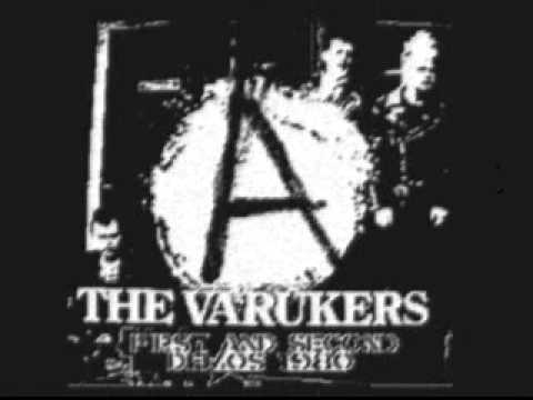 The Varukers - March of the SAS (demo)