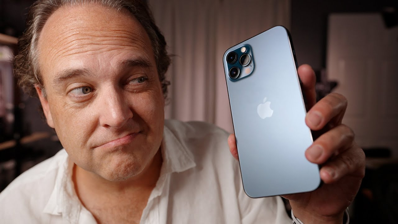 iPhone 12 Pro Max Review :: A Photographer's Perspective