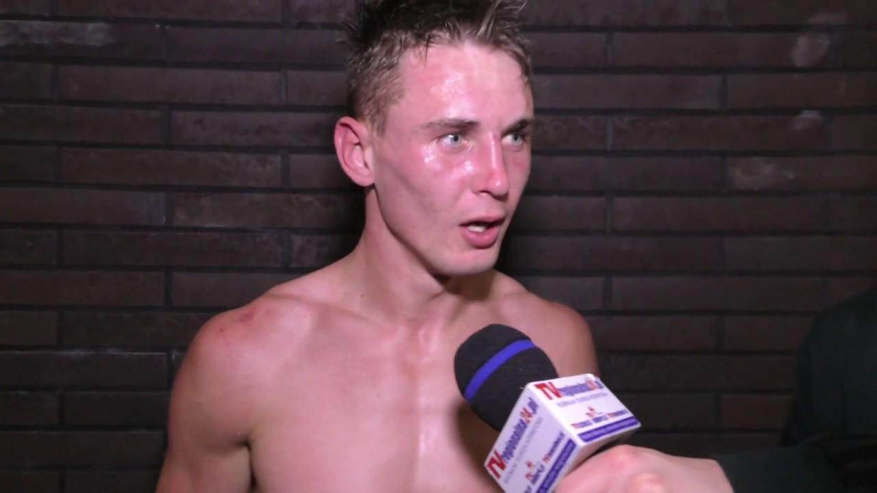 Michał Bucholc MK Boxing komentuje wygraną walkę z Adamem Piór z Thunder Promotions
