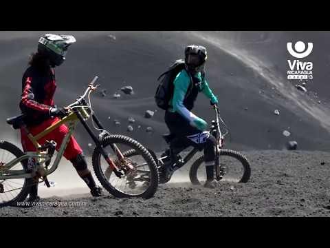 El Equipo De Mountain Bike Llegó A Nicaragua A Desafiar Volcanes