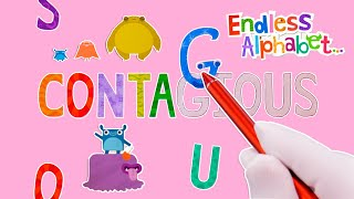 Endless Alphabet - Monsters ABC   Spelling can be Fun!