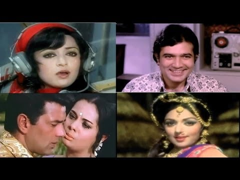 Top Bollywood SuperHit Hindi Songs of 1973 - Vol 2