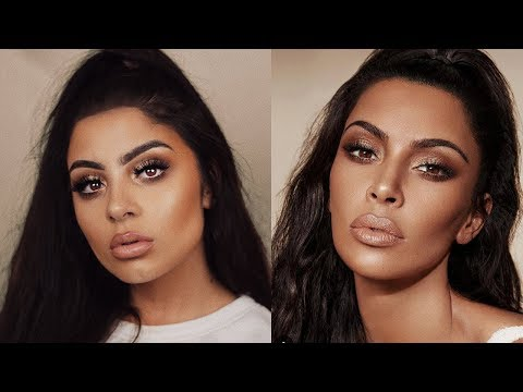 Kim Kardashian Hair & Makeup Transformation - 동영상