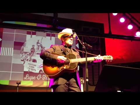 Elvis Costello - Watch Your Step - Cain's Ballroom 2015