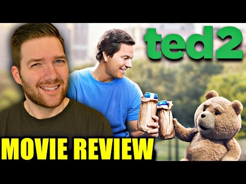 ted movie critique Plot: john is a lonely boy whose stuffed teddy bear-ted, comes to life thanks to a christmas wish cut to twenty-five years later, john (mark wahlber.