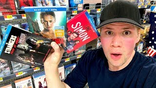 Blu-ray / Dvd Tuesday Shopping 6/12/18 : My Blu-ray Collection Series