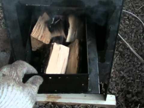 генератор дыма для копчения с