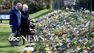 Flowers for Prince Philip, Notre Dame construction, Ramada: World in Photos, April 15