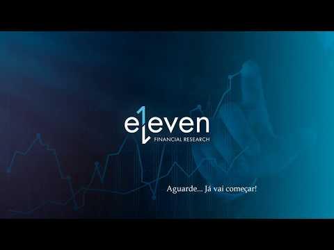 ✅ Morning Call AO VIVO 22/11/17 Eleven Financial