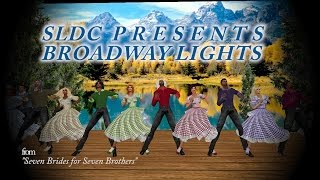 "Spirit Light Dance Company –Broadway: ""Seven Brides for Seven Brothers"""