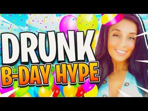DRUNK BIRTHDAY FORTNITE STREAM! NA EAST CUSTOM MATCHMAKING LIVE (JOIN NOW)