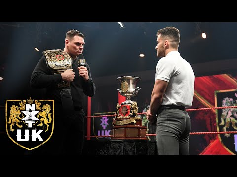 Gallus defend against The Hunt, WALTER confronts A-Kid and more: NXT UK highlights, Dec. 17, 2020