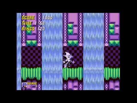 Sonic 2 CD Remix: I'm tired lol