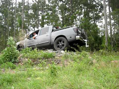 Nissan Titan 24s Mud Tires