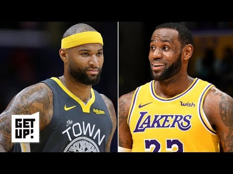 DeMarcus Cousins could easily transition to the Lakers next season – Sean Farnham | Get Up!