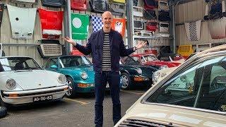 Portugal's Hidden £20million Porsche Workshop
