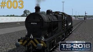 #003 - Signale und Systeme der Züge  - Train Simulator 2016 (Academy) [HD]