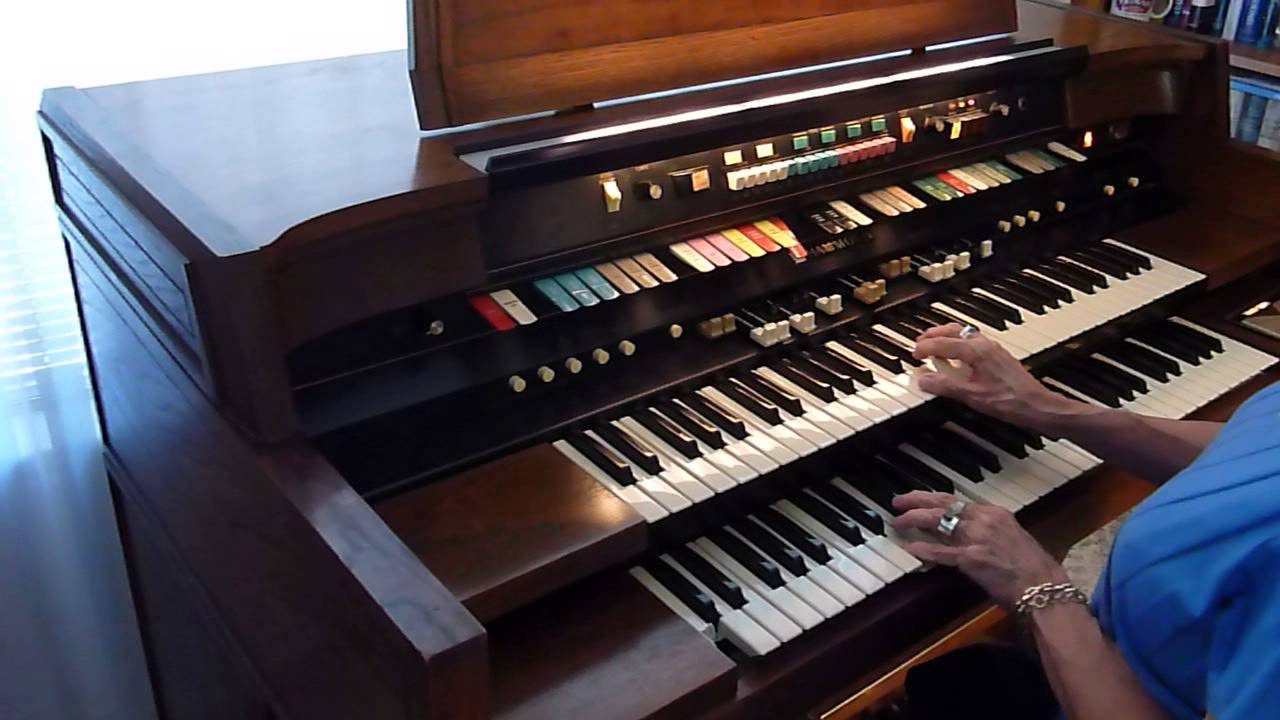 1979 hammond grandee organ for sale location austin san antonio youtube. Black Bedroom Furniture Sets. Home Design Ideas