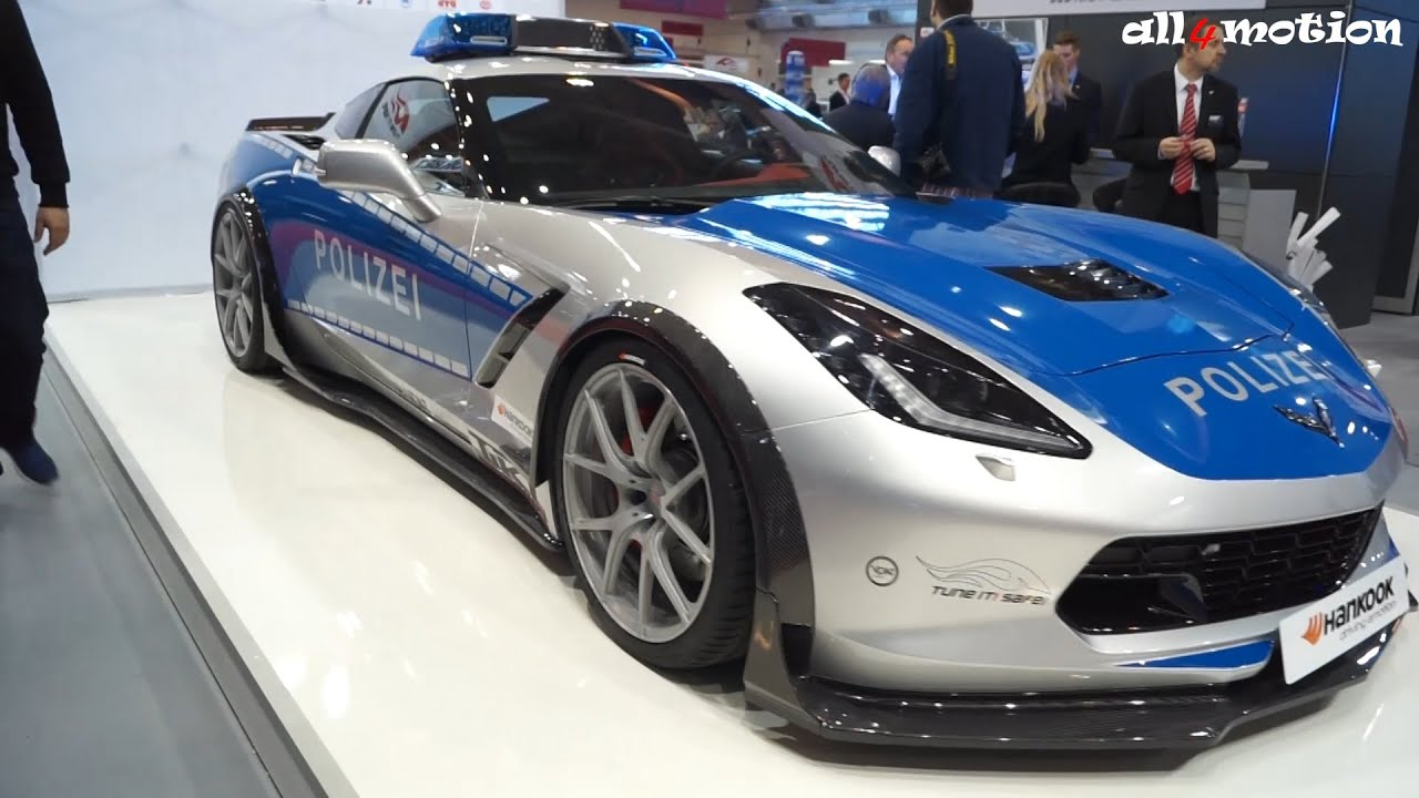 Corvette C7 Stingray| German Police Car [fullcarbon body-kit ...